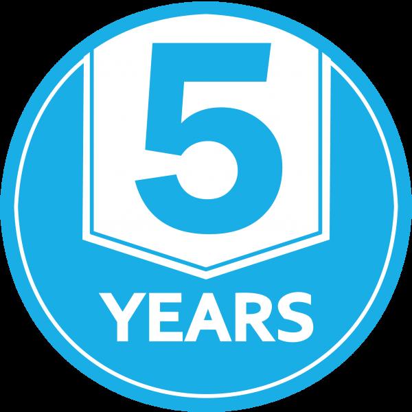 5_Year_Warranty_Sasaki