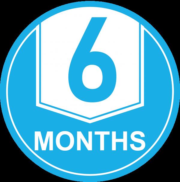 6_Months_Warranty_Sasaki