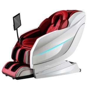 SASAKI_10_5D_Massage_Chair_Red